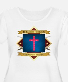 The Orphan Brigade Plus Size T-Shirt
