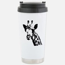 The Shady Giraffe Stainless Steel Travel Mug