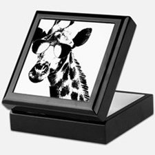 The Shady Giraffe Keepsake Box
