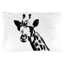 The Shady Giraffe Pillow Case