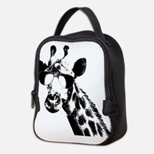 The Shady Giraffe Neoprene Lunch Bag