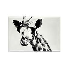 The Shady Giraffe Magnets