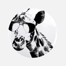 "The Shady Giraffe 3.5"" Button (100 pack)"