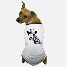 The Shady Giraffe Dog T-Shirt
