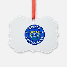 Nevada Ornament
