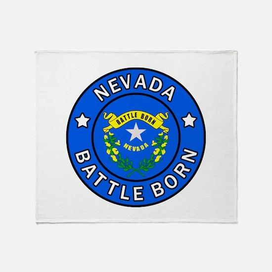 Nevada Throw Blanket
