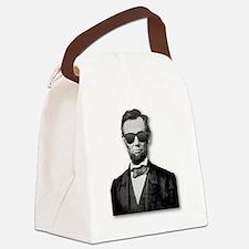 Shady Abe Canvas Lunch Bag