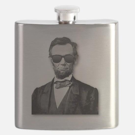 Shady Abe Flask