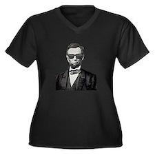 Shady Abe Plus Size T-Shirt