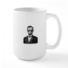 Shady Abe Mugs