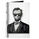 Abraham lincoln Journals & Spiral Notebooks