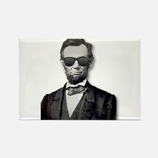 Shady Abe Magnets