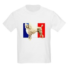 French Poodle T-Shirt