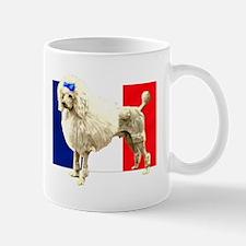 French Poodle Mug Mugs