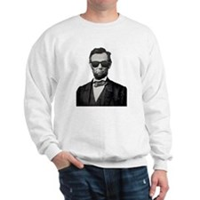 Cute Abe lincoln Sweatshirt