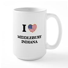 I love Middlebury Indiana Mugs