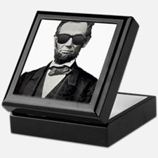 Shady Abe Keepsake Box