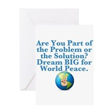 Problem or Solution? Greeting Cards