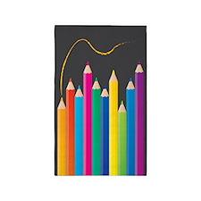 Pencil Area Rug