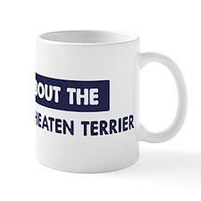 About SOFT COATED WHEATEN TER Mug