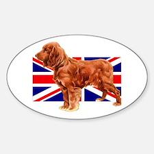 Cocker Spaniel Sticker (Oval)