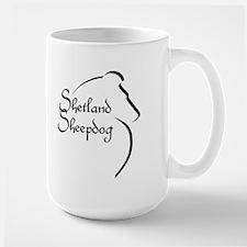 Sheltie Style Mugs