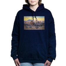 native americans Women's Hooded Sweatshirt