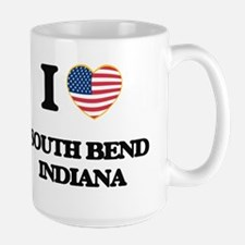 I love South Bend Indiana Mugs