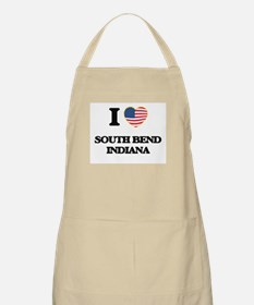 I love South Bend Indiana Apron