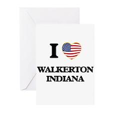 I love Walkerton Indiana Greeting Cards