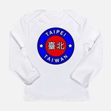 Taiwan Long Sleeve T-Shirt