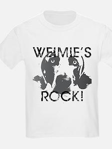 Weimie's Rock! T-Shirt