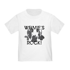 Weimie's Rock! T