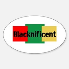 Blacknificent Decal