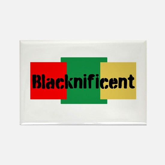 Blacknificent Magnets