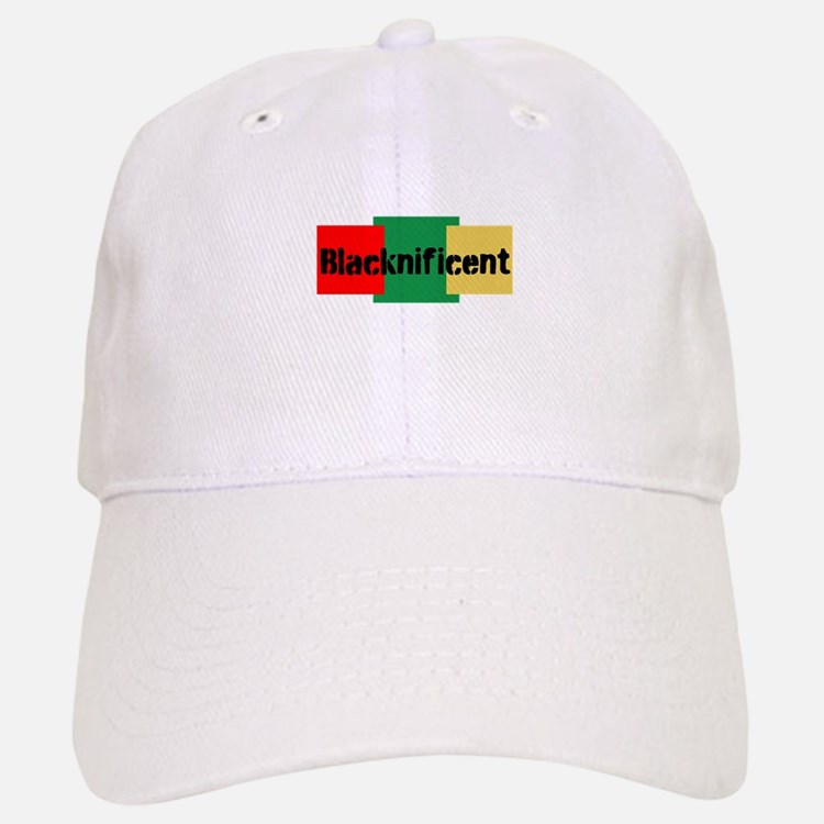 Blacknificent Baseball Baseball Baseball Cap