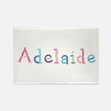 Adelaide Princess Balloons Rectangle Magnet