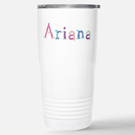 Ariana Princess Balloons Ceramic Travel Mug