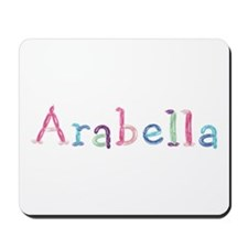 Arabella Princess Balloons Mousepad