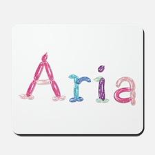 Aria Princess Balloons Mousepad