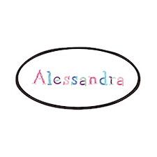 Alessandra Princess Balloons Patch