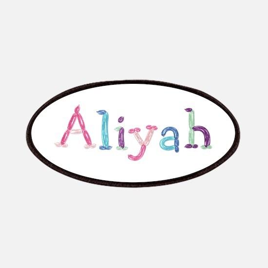 Aliyah Princess Balloons Patch