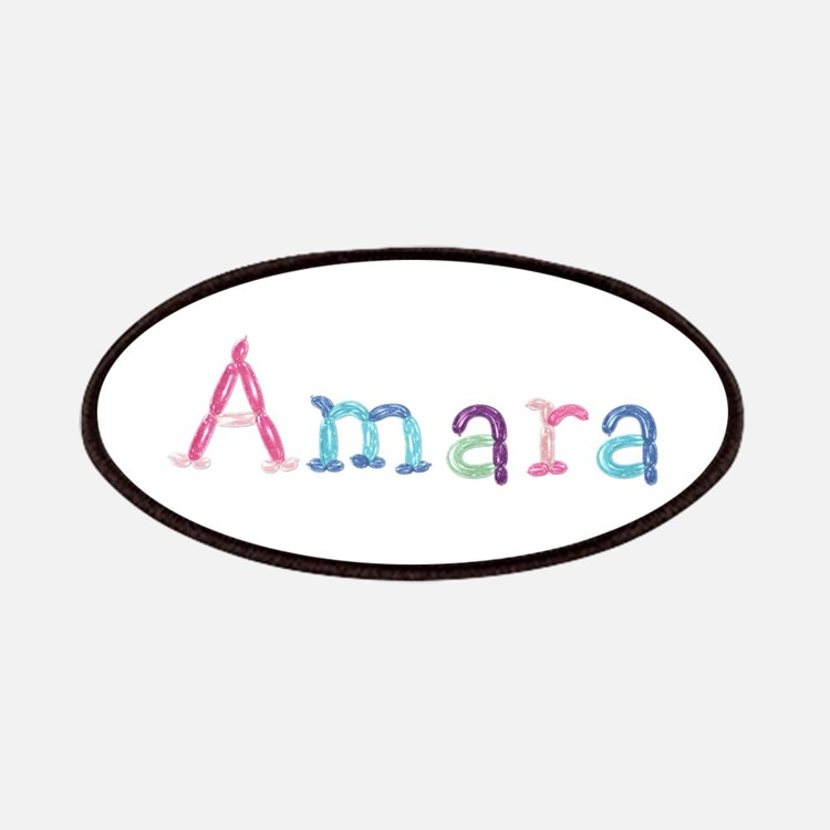 Amara Princess Balloons Patch