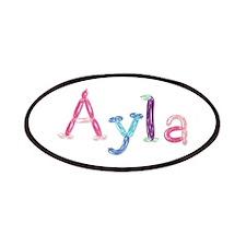Ayla Princess Balloons Patch