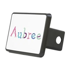 Aubree Princess Balloons Hitch Cover