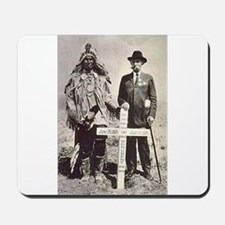 native americans Mousepad