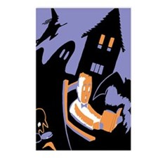Scary Tales Postcards (Package of 8)
