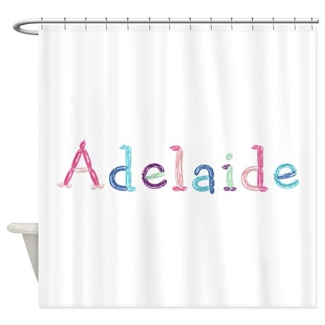 adelaide princess balloons shower curtain