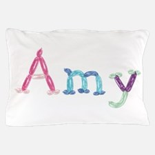 Amy Princess Balloons Pillow Case