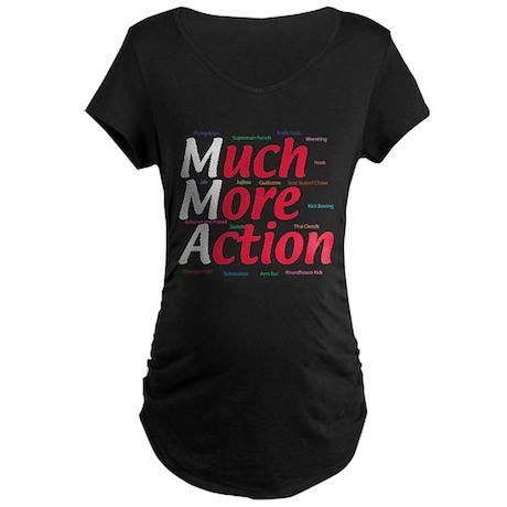 MMA Maternity Dark T-Shirt